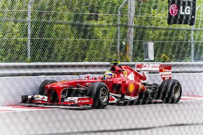 2014 Montreal - Formula 1