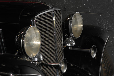 1933 Auburn V12 12-165 Speedster