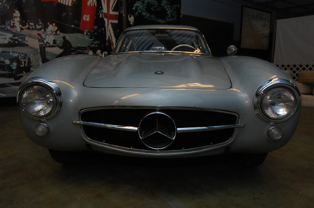 1955 Mercedes-Benz Gullwing
