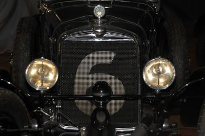 1929 Stutz Supercharged Le Mans