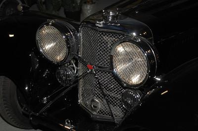 1938 Jaguar SS-100 3.5L