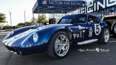 Factory Five Daytona Coupe