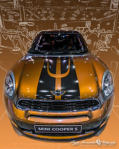 2013 Mini Cooper S Paceman, , Houston Car Show, January 26, 2013