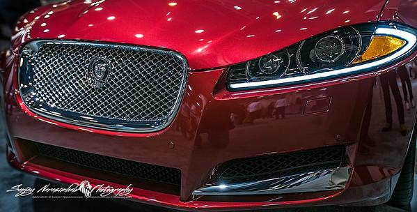 2013 Jaguar XK, Houston Car Show, January 26, 2013