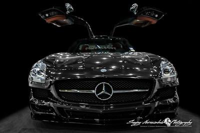 Mercedez Benz AMG SLS