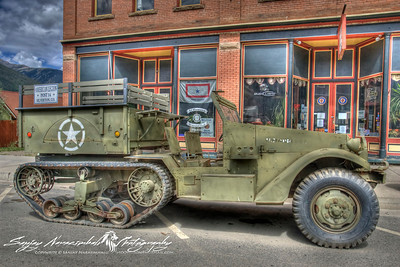 The Things You See in Silverton, Colorado, 2010