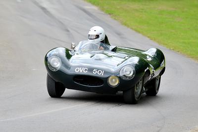 Jaguar D Type Prototype 1954 3.4 litre 6 Cylinder Frank Klass
