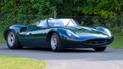 Jaguar XJ13 1965 5 litre V8 Richard Meaden