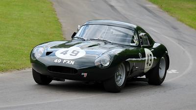 Jaguar E type Lightweight Lowdrag 1963 3.8 litre 6 Cylinder Ross Warburton