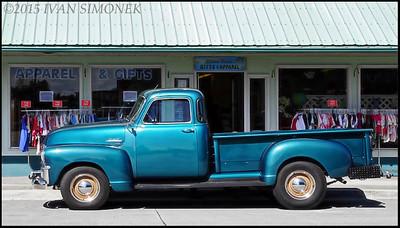"""GOOD OLD GMC"", Wrangell, Alaska, USA."