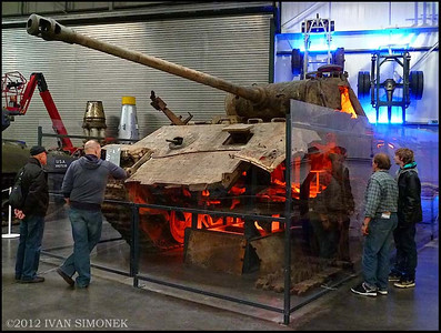 """ARMORED 1"",Sinsheim,Germany."