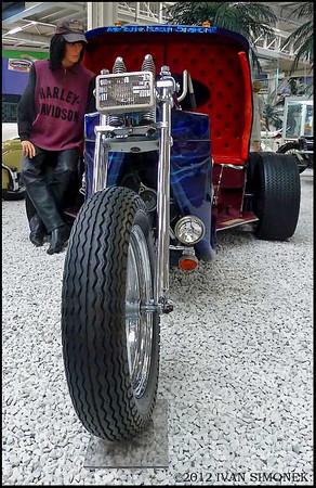 """TRIKE"",Harley Davidson,Sinsheim,Germany."