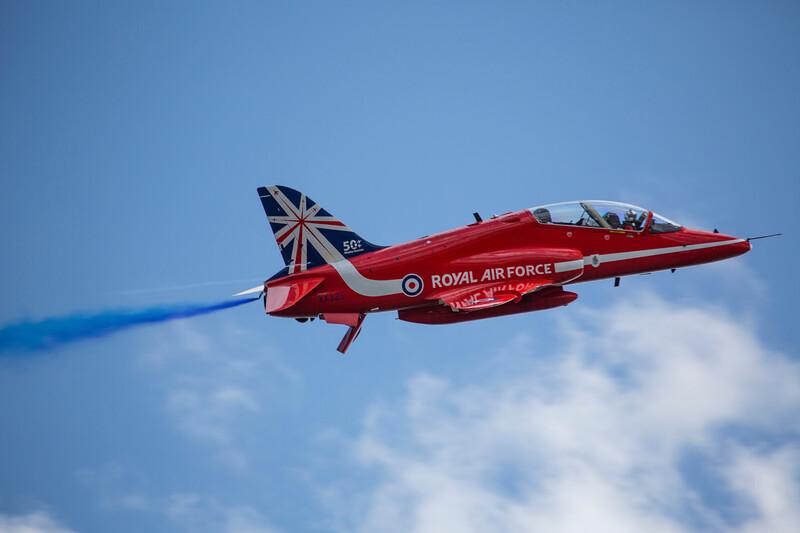 The Dawlish Air Show 2014