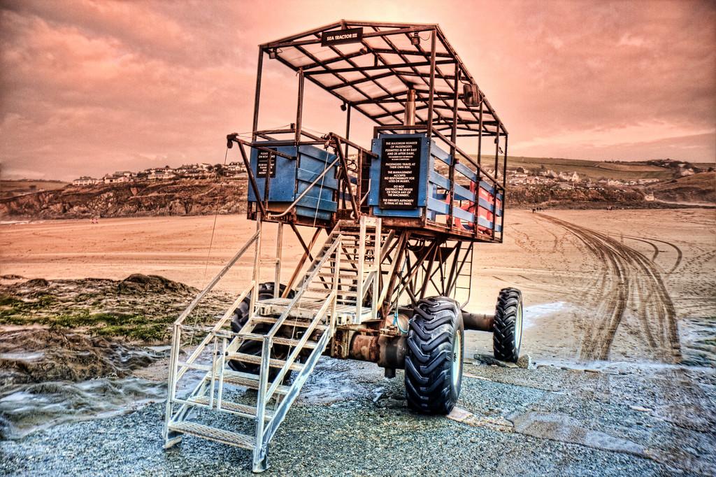 Sea Tractor