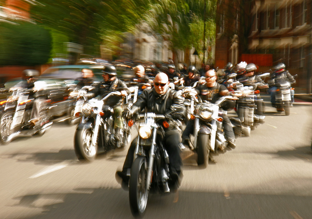 Hell's Angels - Run for the Hills