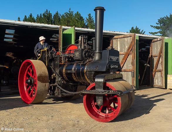 Great Manawatu Steam Fair, Feilding, 20 March 2021