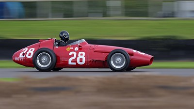 1954 Maserati 250F Graham Adelman - The Goodwood Revival 2017