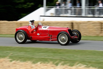 Maserati 8C-3000 1932 3 litre supercharged 8 cylinder Hulshoff Berend Festive of Speed 2014
