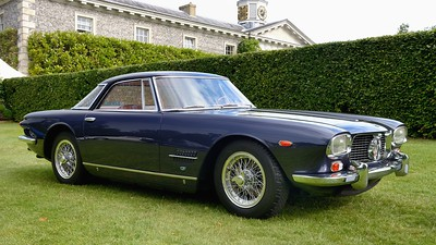 1959 Maserati 5000 GT Allemano Goodwood Festival of Speed 2014