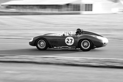 1957 Maserati 300S 2993cc Martin Lukas Halusa BW