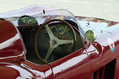 Maserati Cockpit