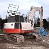 Takeuchi TB1140 excavator