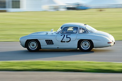 1955 Mercedes Benz 300SL Gullwing Jochen Mass