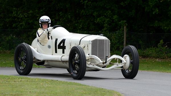 Mercedes Indianapolis 1923 2 litre Supercharged 4 cyclinder Martin Viessmann