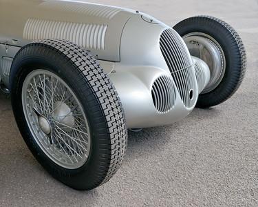 Mercedes-Benz W125 built 1937 5.6 litre supercharged 6 cylinder Jochen Mass