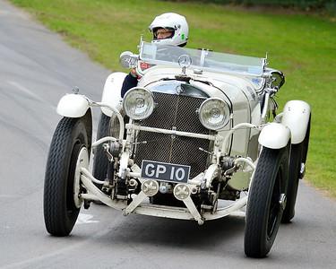 Mercedes Benz 710 SS Rennsport 1930 7.1 litre Supercharged 6 cylinder Markus Kern