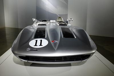 11959 Chevrolet Corvette XP-87 Stingray Racer