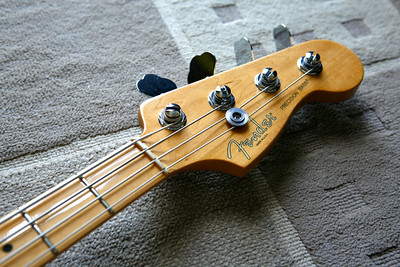 Fender 50th Anniversary Precision Bass
