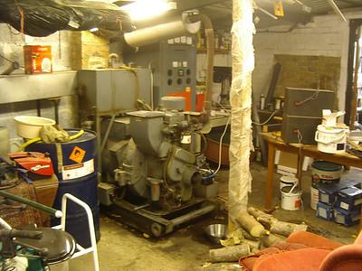 OP Lister HR 2A Generator