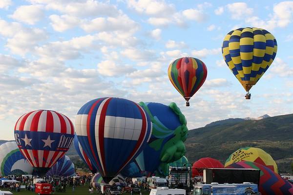 Ogden Valley Balloon Festival 2005