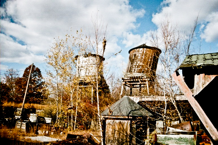 Old Water Towers