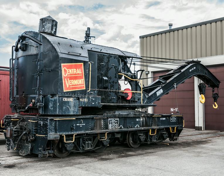 Crane Car 4251