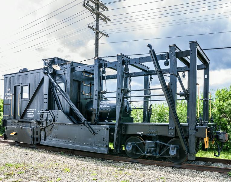 CP Service Car 402818