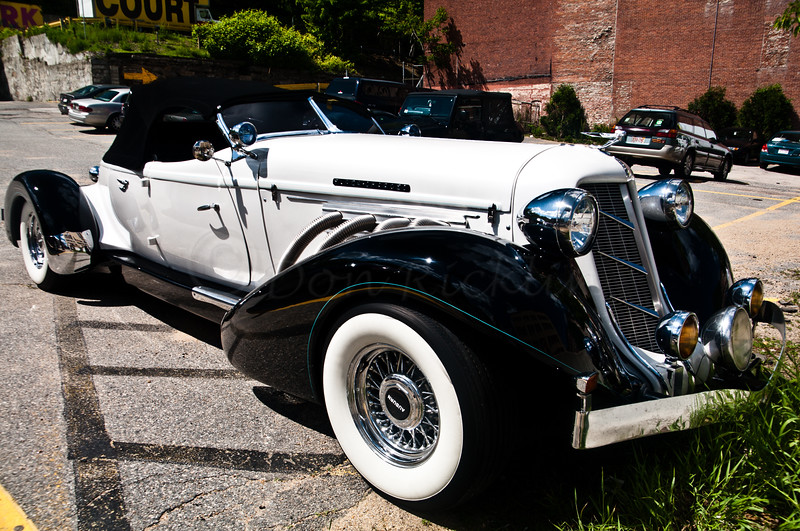Auburn Cord Boattail Speedster..Supercharged