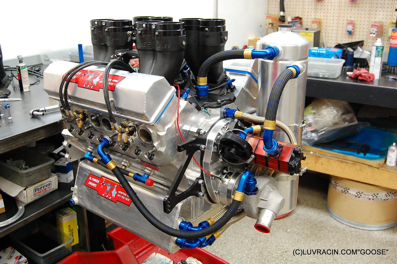 A . P . E. AL PARKER ENGINES  AND  A P E  PHOTOS