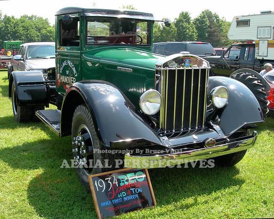 1934 REO Speedwagon