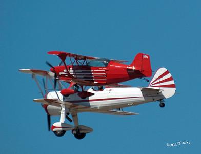 2 Bi-Wing Aiplanes