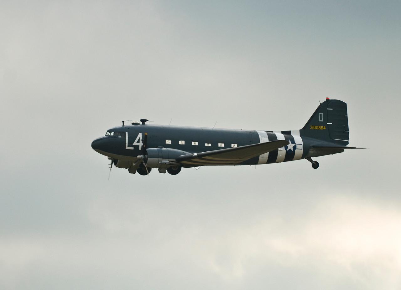 C47 at Duxford 2011.