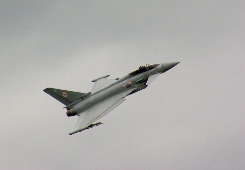 Typhoon. Duxford 2008