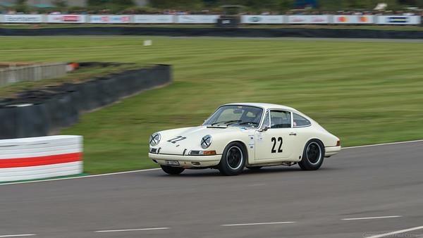 1965 Porsche 911 - Karsten Le Blanc - Goodwood Revival 2019