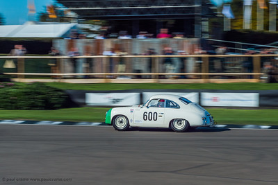 Porsche 356 - The Goodwood Revival 2018