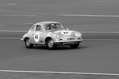 Silverstone Classic 2014- 1961 Porsche 356 2BW