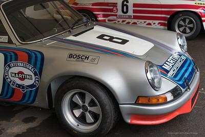 Martini Porsche - Goodwood Festival of Speed -  July 2019