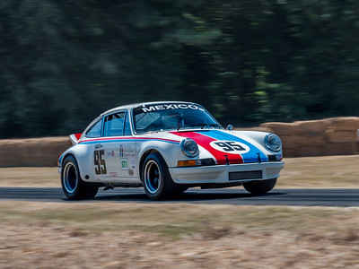 1973 Porsche 911 RSR -  Goodwood Festival of Speed 2018