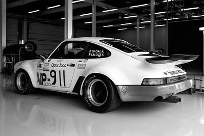 Porsche 911 RSR -  Silverstone Classic 2017