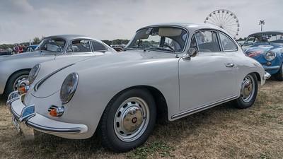Porsche Club Porsche 356 2 - Silverstone Classic 2018